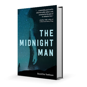THE MIDNIGHT MAN by David Eric Tomlinson
